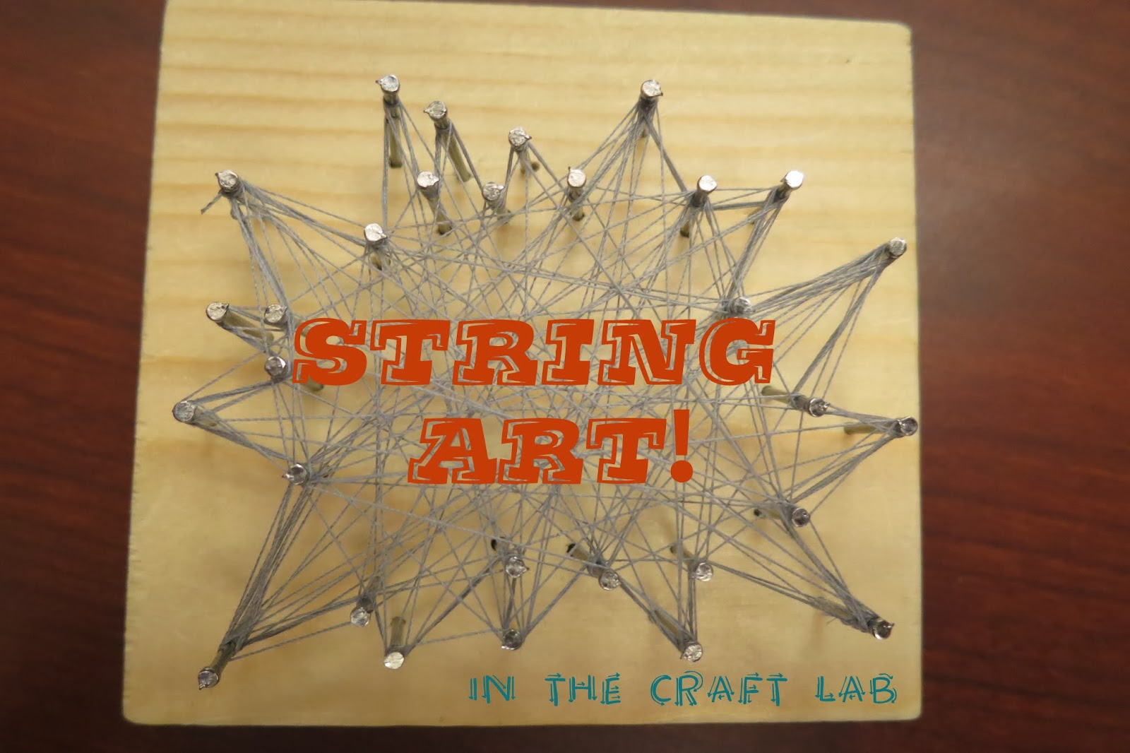 http://librarymakers.blogspot.com/2014/01/craft-lab-string-art.html