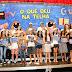 Crianças da 5ª série da Rede Municipal de Ensino lançam livro no Theatro