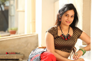 Telugu Actress Priyanka Pallavi Stills at Nenostha Release Press Meet  0287.JPG
