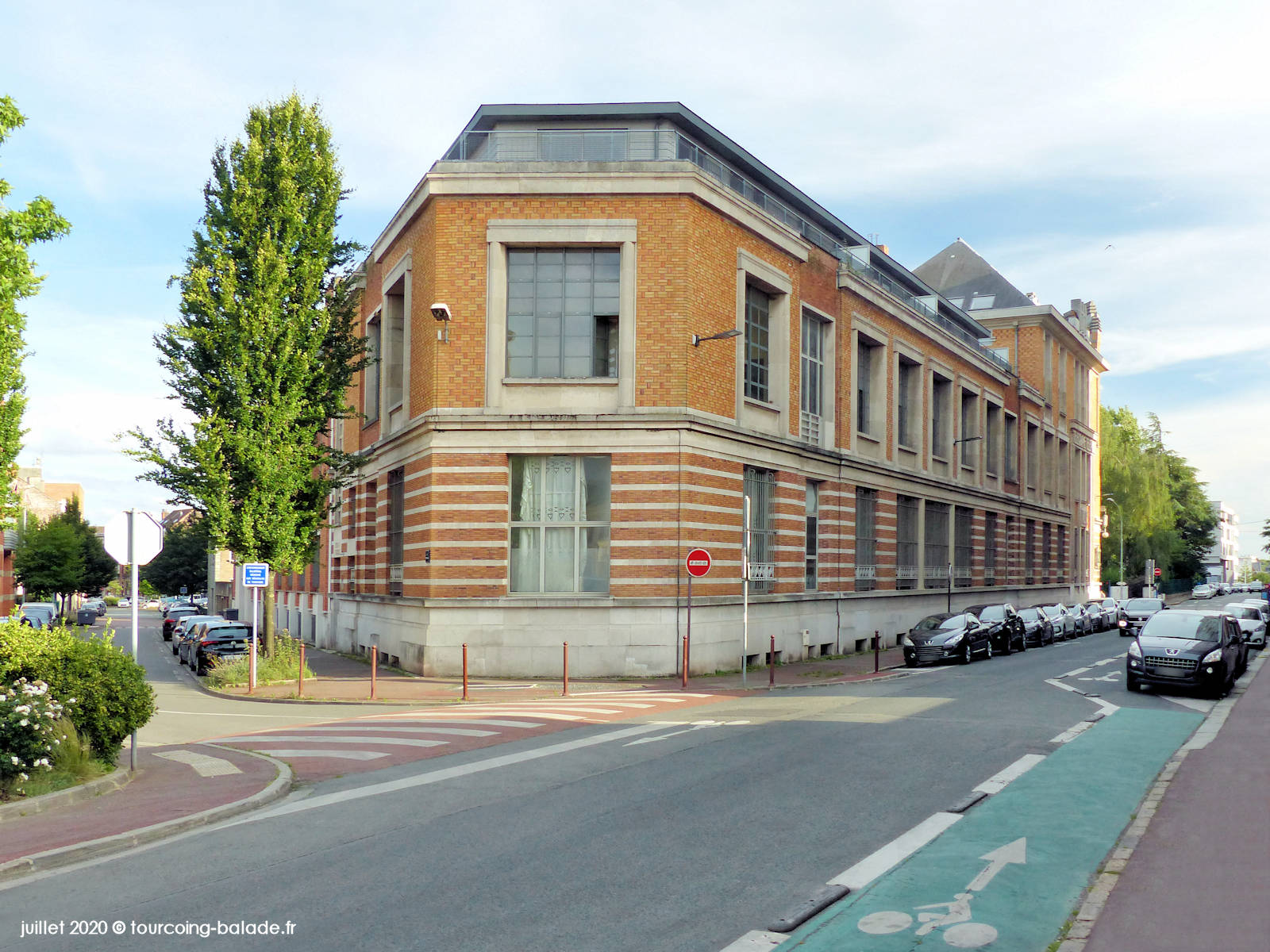 Ancienne Poste, Tourcoing 2020