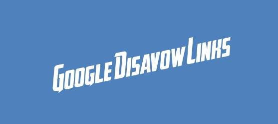 goodle disavow links