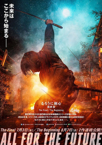 Rurouni Kenshin: Final Chapter Part I – The Final (Web-DL 720p Dual Latino / Japones)