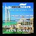 Paket Umroh Plus Dubai 2019