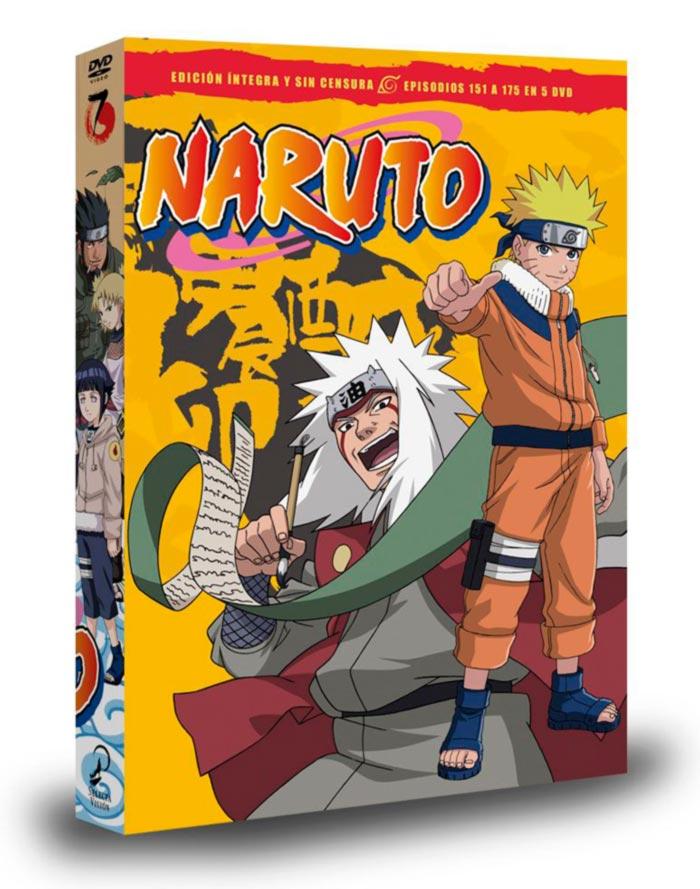 Naruto - Box 7 - Selecta Vision