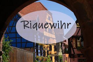 Riquewihr cosa vedere in città - camper
