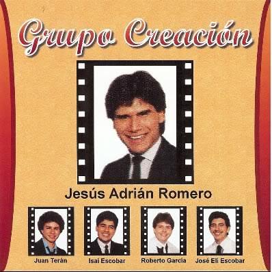 Jesus adrian romero grupo creaci n 1990 musica cristiana for Blanca romero grupo musical
