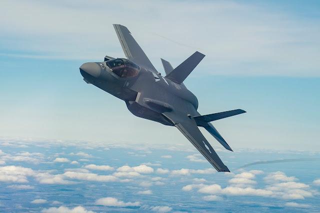 myśliwiec Lockheed Martin F-35 Lightning II