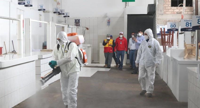 Cajamarca, Santa Cruz, Jaén y Chota presentan más infectados por coronavirus
