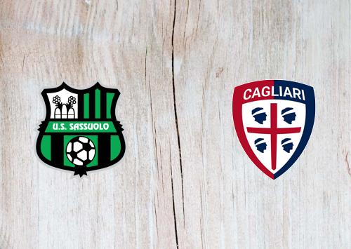 Sassuolo vs Cagliari -Highlights 20 September 2020