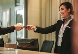 Front Office Receptionist Jobs Vacancy Emirates Grand Hotel Apartments Location Dubai