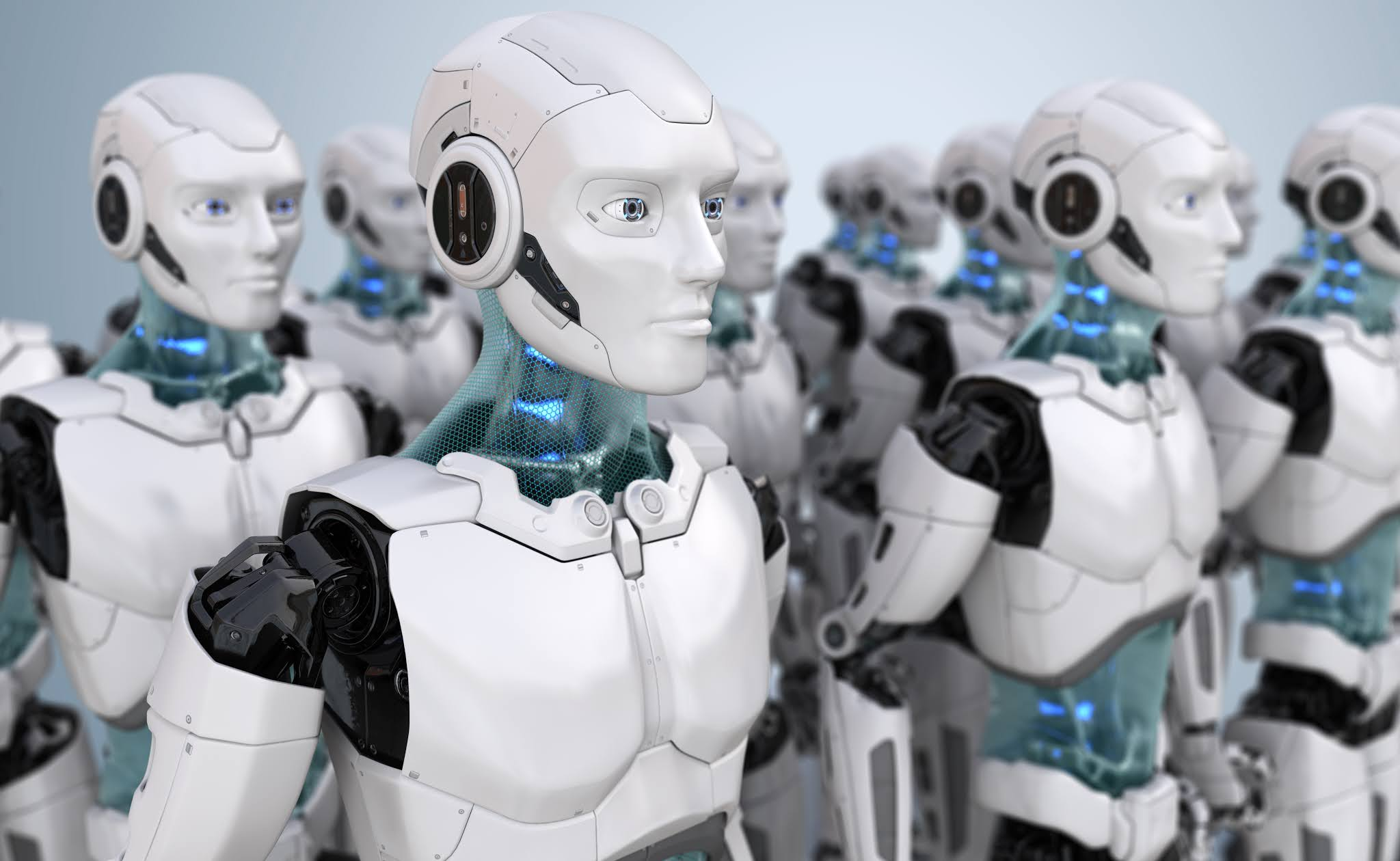 """""""روبوتات"""" بدرجة موظف في الإمارات.. تعرف على أبرز مجالات عملها"""