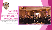 Celebrating The Women of PGSO During Women's History Month