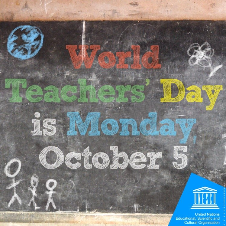World Teachers' Day Wishes Awesome Picture