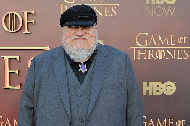 George RR Martin Reckons Game Of Thrones Could Have Ran For Five More Seasons