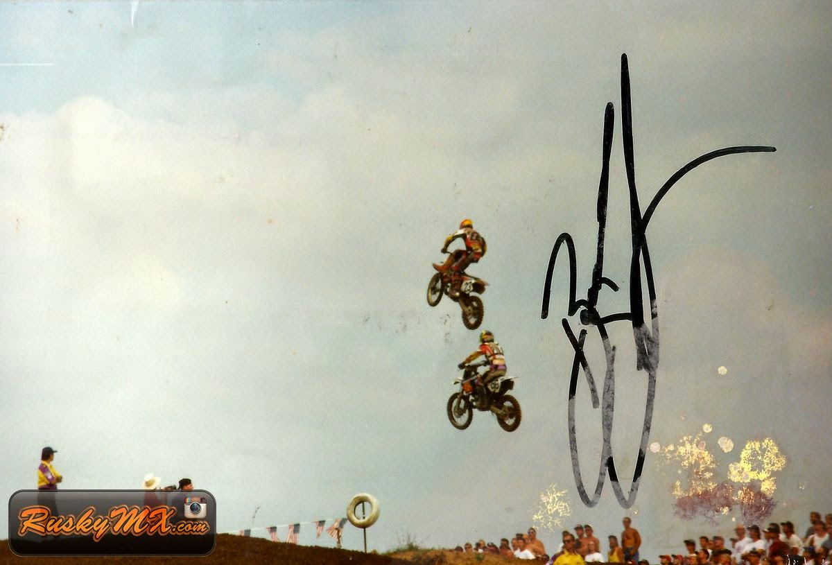 Brian Swink - Red Bud 1996