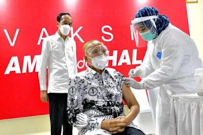jokowi penggunaan iptek dan dukungan negara lain penting untuk atasi pandemi kub Jokowi: Penggunaan Iptek dan Dukungan Negara Lain Penting untuk Atasi Covid-1