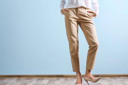 5 Hal Yang Di Perhatikan Ketika Memilih Celana Agar Terlihat Tinggi