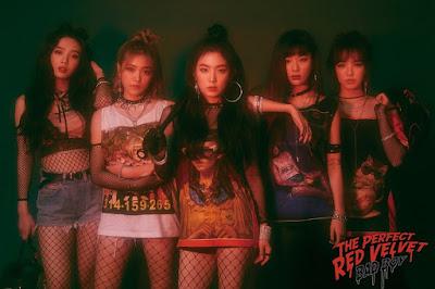 adalah girl group asal Korea Selatan yang dibuat oleh  Profil, Biodata, Fakta Red Velvet