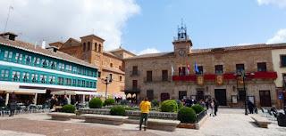 Ayuntamiento de Almagro.