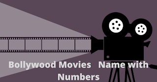 Bollywood Movies Names With Numbers, Bollywood movies, bollywood,  Bollywood hits movie