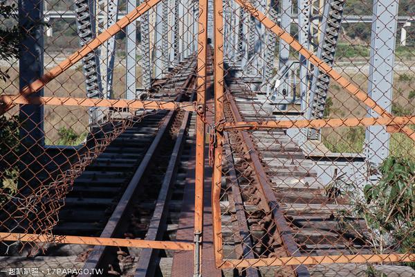 臺中后里|舊山線大安溪鐵橋|花樑鋼橋|百年市定古蹟|建築之美@旅行好有趣