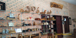 Flodista Cafe Tempat Nongkrong di Bondowoso