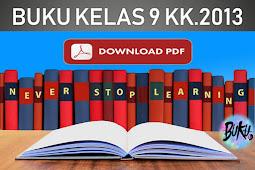 Buku Kelas 9 Kurikulum 2013 Revisi Terbaru 2018 Semua Mapel