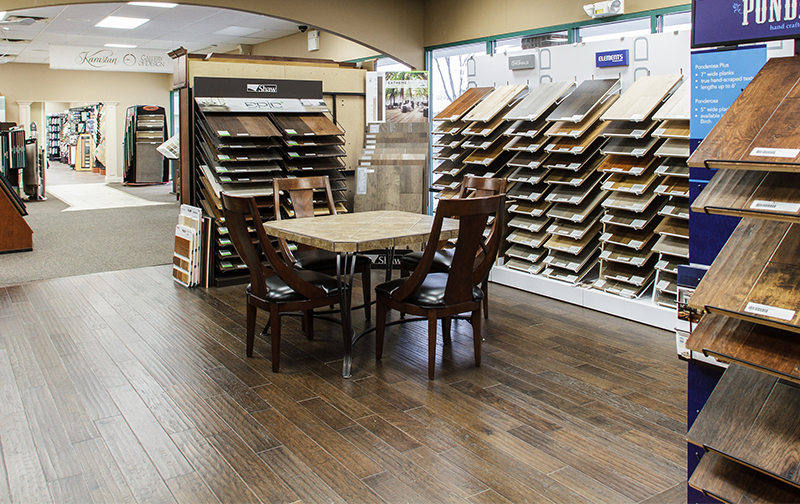 kermans flooring showroom