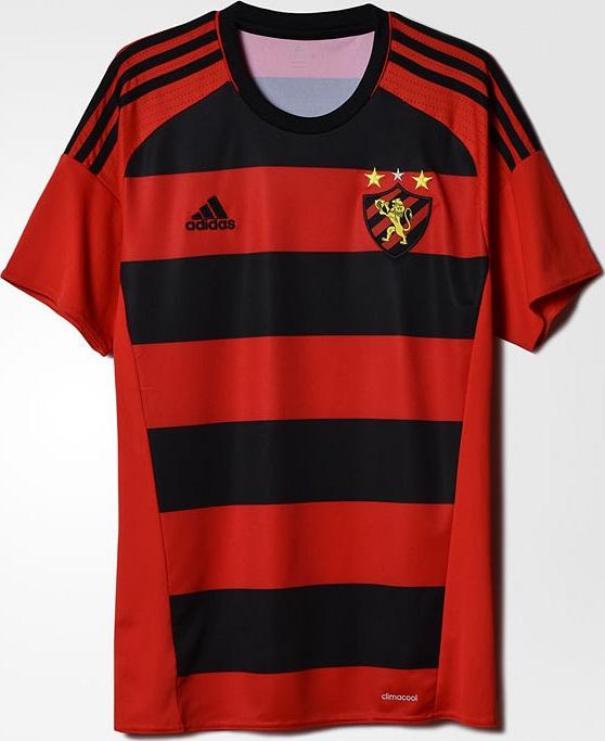 Adidas divulga nova camisa titular do Sport Recife - Show de Camisas d852441e1cb33