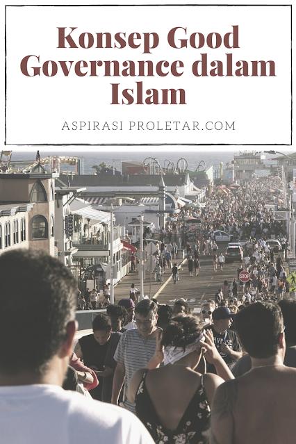 Konsep Good Governance dalam Islam