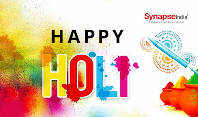SynapseIndia Holi Celebration 2020