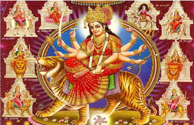 happy navratri 2020 , navratri wishes image 2020 , 8TH NAVRATRI SPECIAL IMAGE 2020'