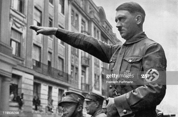 Benarkah Hitler Seorang Megalomaniak?