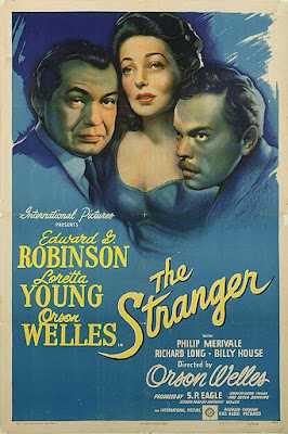 Le criminel (The stranger) 1946