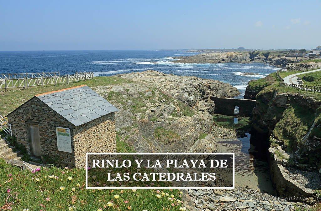 A Mariña Lucense: Playa de las catedrales y Rinlo