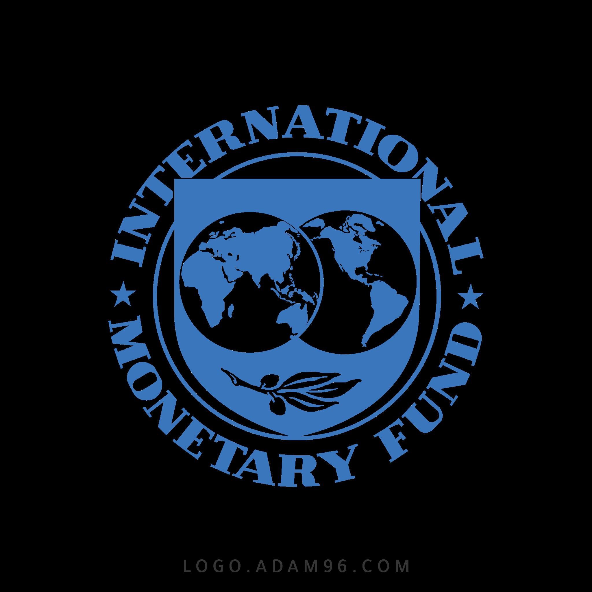 تحميل شعار صندوق النقد الدولي لوجو رسمي عالي الجودة PNG