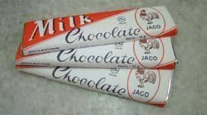 coklat ayam jago jadul - nostalgia era 80