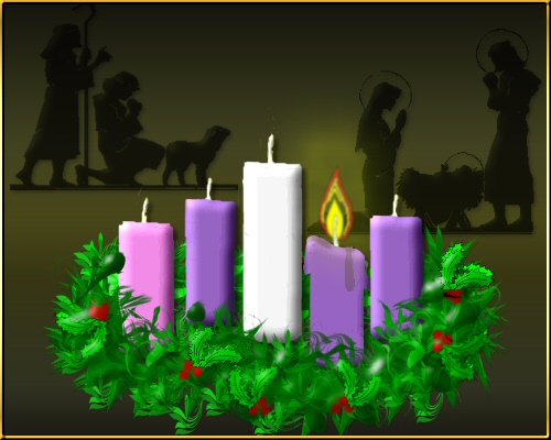 Father Julian S Blog The Advent Wreath