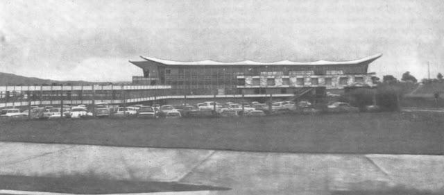 Гватемала. Аэропорт в столице страны
