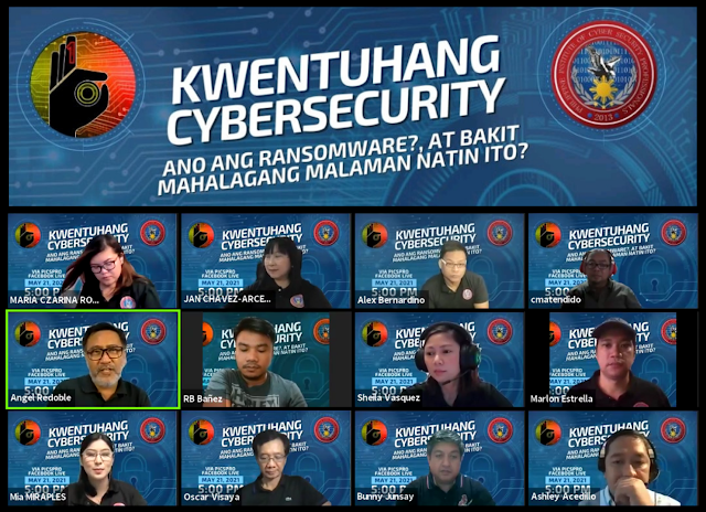 Filipino cybersecurity professionals