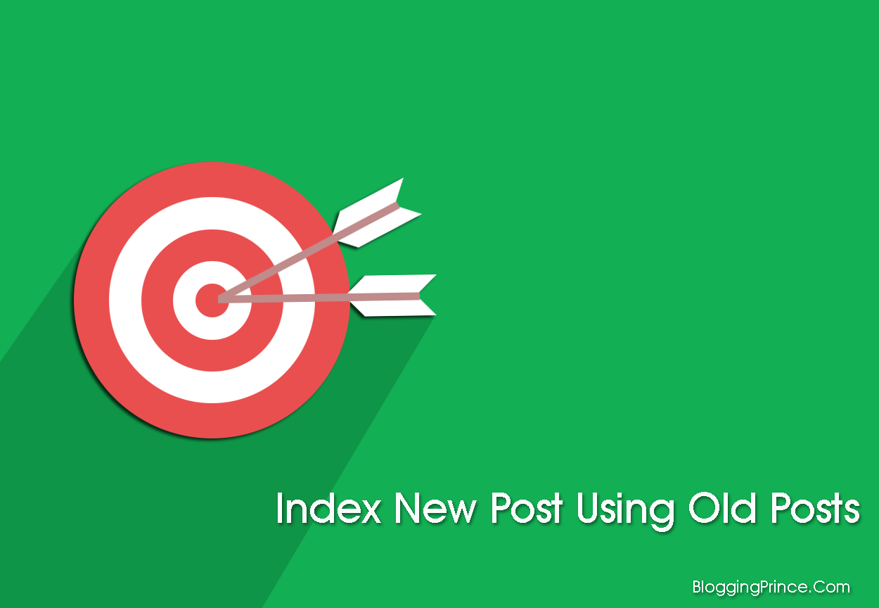 How To Quickly Index And Rank New Blog Post With Old Posts