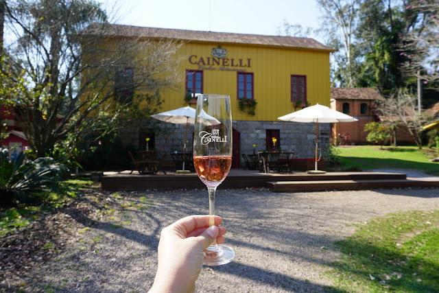 Vinícola Cainelli em Bento Gonçalves: uma vinícola para famílias na Serra Gaúcha