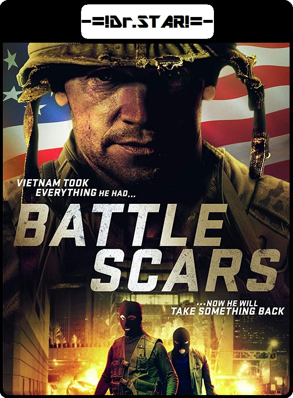 Download Battle Scars (2020) Full Movie in Hindi Dual Audio BluRay 720p [900MB]