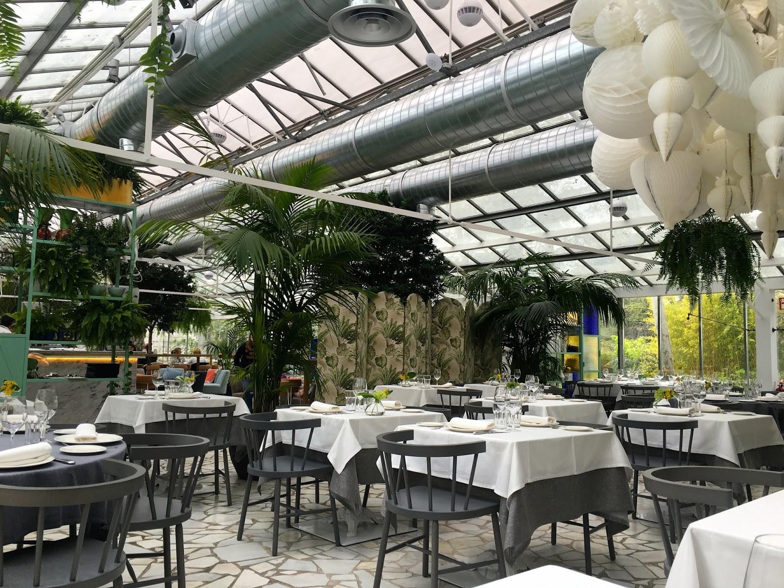 Primero segundo y postre d nde comes hoy los mejores for Centro de jardineria