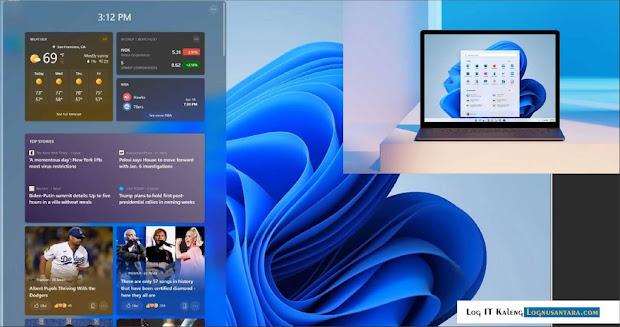 Windows 11 Resmi Tersedia Tanggal 5 Oktober 2021