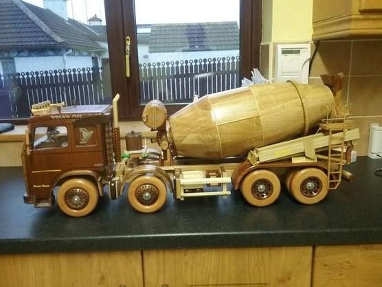 miniatur truk modifikasi keren