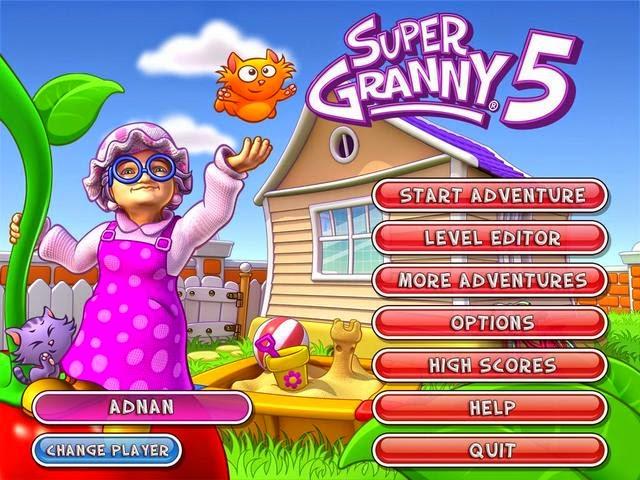 Super granny pics