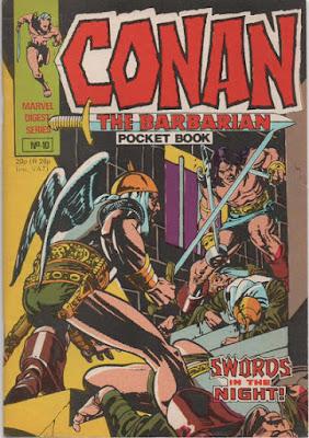 Conan pocket book #10