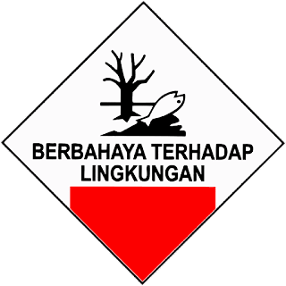 Simbol Limbah Berbahaya Bagi Lingkungan