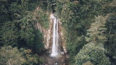 air terjun di gorontalo